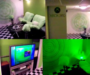 Xbox 360 Room has Me Slightly Green With Envy