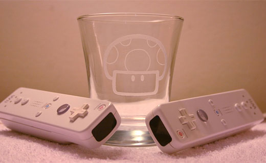 1up glass