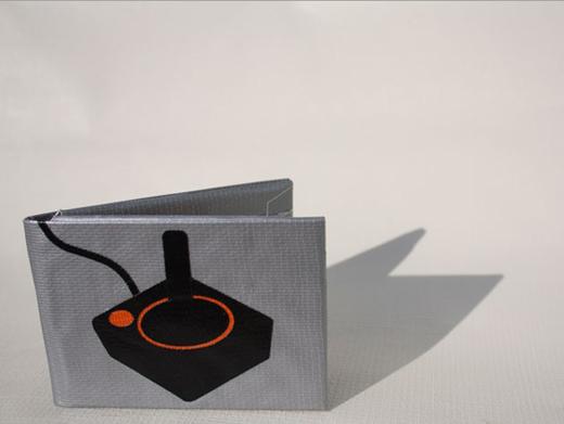 Atari Duct Tape Wallet: 2011