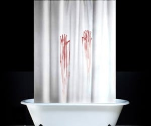 Bloody Bath Accessories Sure to Freak Out Your Houseguests