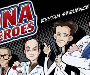 Dna Heroes: Geekiest Absurdity of a Flash Game