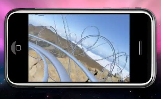 iphone skycoaster