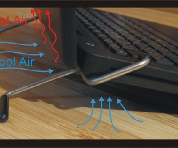 La Tosta Laptop Cooling Stand: Proof That Cheap Yet Useful Things Still Exist