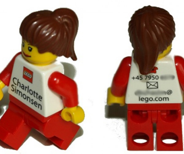 LEGO Business Cards: Collect All LEGO Executive and Pr Minifigs!