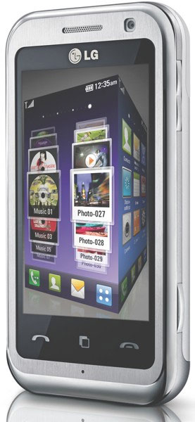 lg arena mobile phone