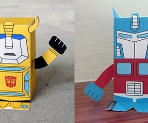 Autobots, Fold Out!