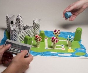 The Real Paper Mario [Board Game]