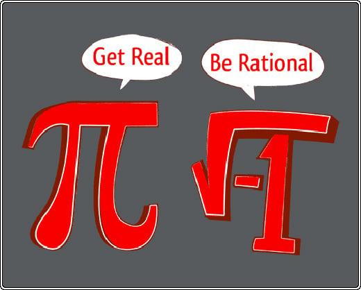 pi versus i