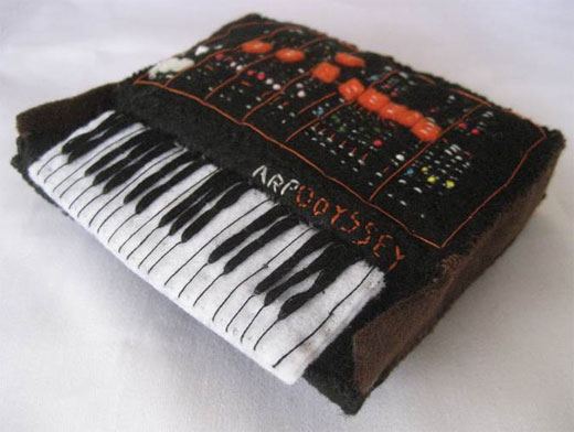 plush arp synth