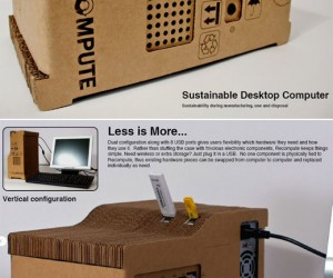 Recompute Cardboard Computer is Boxy, but Good