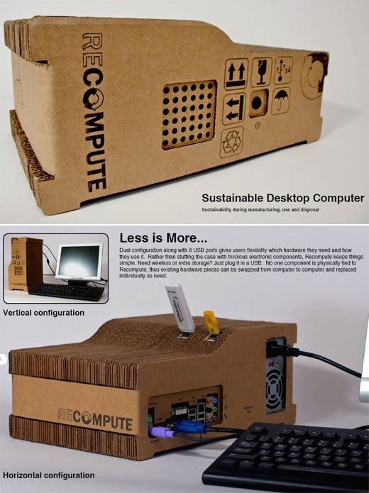 recompute cardboard pc 2