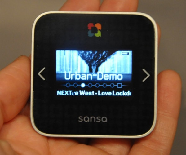 Sansa Slotradio Comes With 1,000 Songs but No Play Button