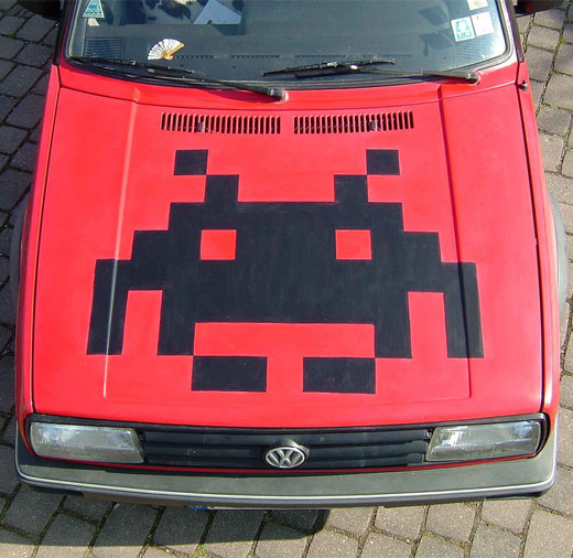 space_invaders_car