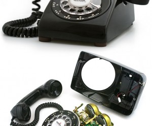 Portable Rotary Phone Gets Bluetooth Upgrade, Still Won'T Fit in My Pants Pocket Without Drawing Stares