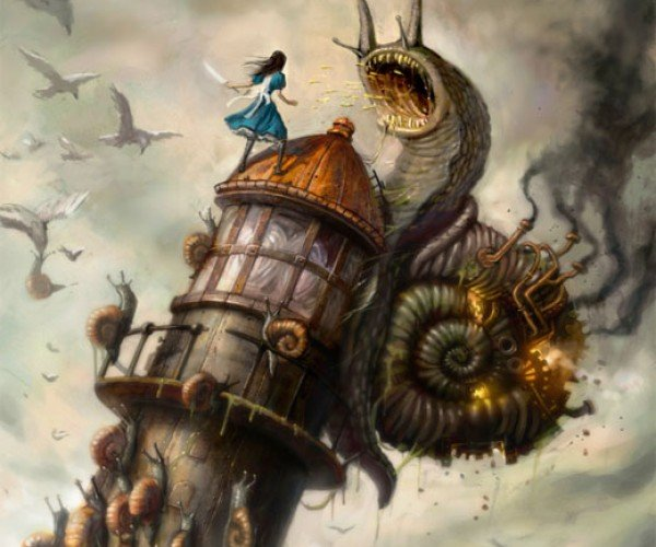 American Mcgee'S Alice Returns for New Ea Game