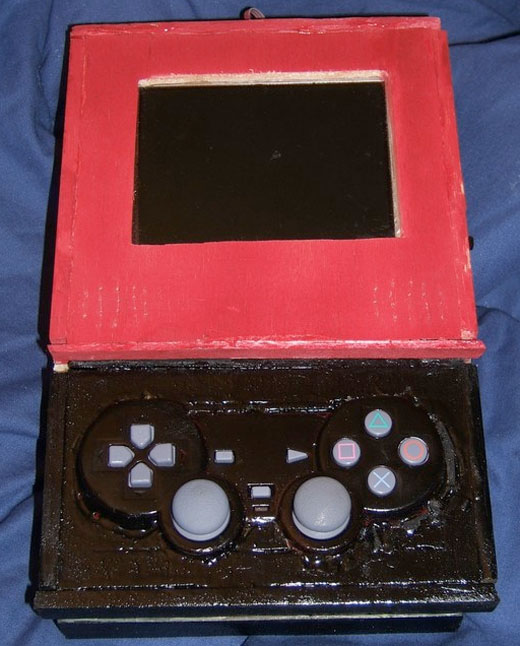 sony playstation portable diy