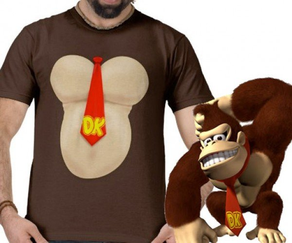 Dk T-Shirt, Now With Extra Bonus Hilarity
