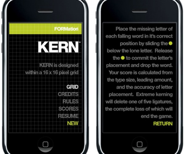 Kern: the Game for Typography Nerds