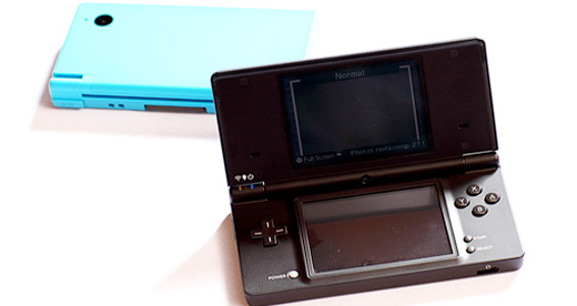 nintendo dsi handheld launch price april 2009