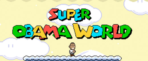 parody super obama world president zensoft mario