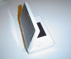 Solar Power Your Nintendo Ds