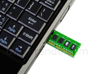 USB Flash Memory Looks Like RAM Card: Why? Why Not?