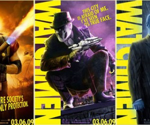 Watchmen Character Profiles: for Non-Comic Geeks