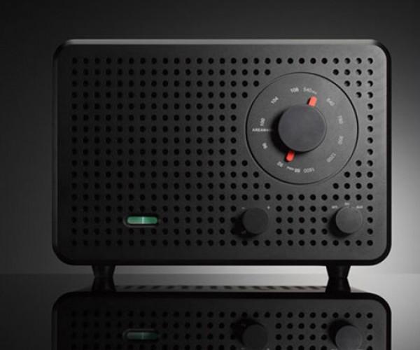 Retrolicious: Areaware 2b Radio