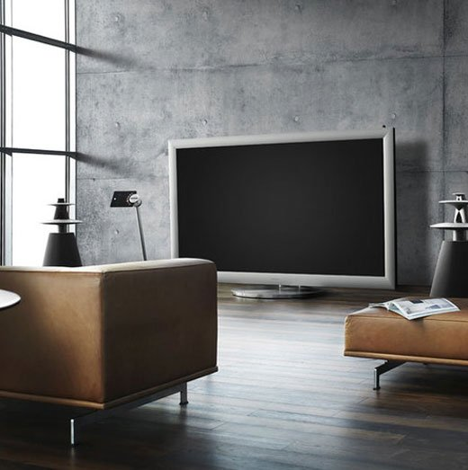 bang olufsen beovision 4 103 103 inch plasma flat panel tv to sell for over 1200 per inch. Black Bedroom Furniture Sets. Home Design Ideas
