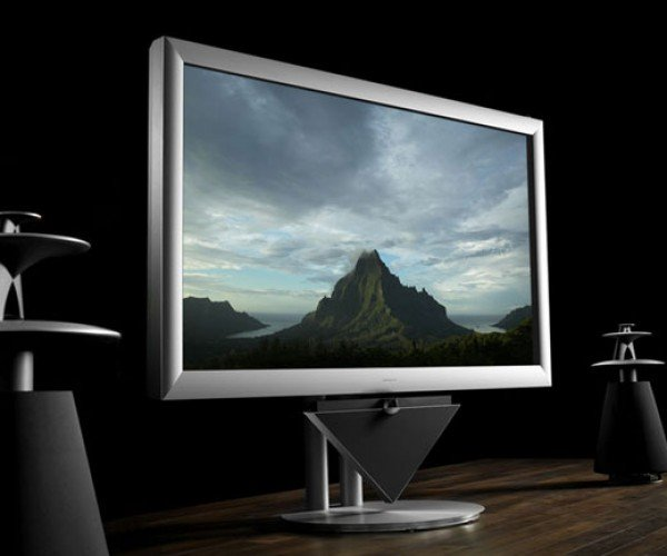 Bang & Olufsen Beovision 4-103: 103-Inch Plasma Flat Panel Tv to Sell for Over $1200 Per Inch
