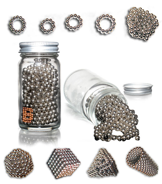 buckyball-magnets