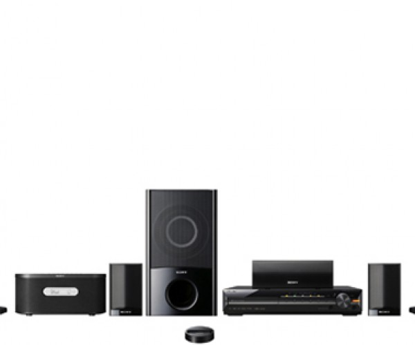 Sony Releases Three DVD Home Theater Systems: Can You Spot the Differences?