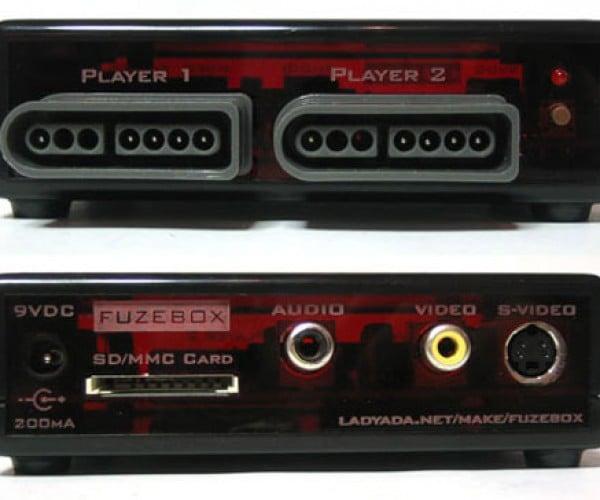 Fuzebox: Retro 8-Bit Gaming Goes Open Source