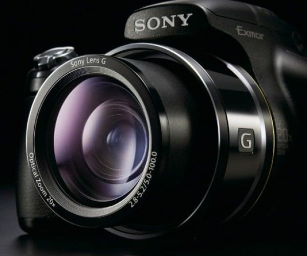 Forget That Fish-Eye: Sony Dsc-Hx1 Cybershot Can Take 224° Panoramic Shots