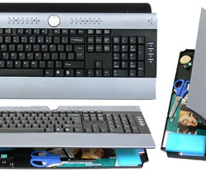 Practical and Sneaky: Mykeyo Keyboard Organizer