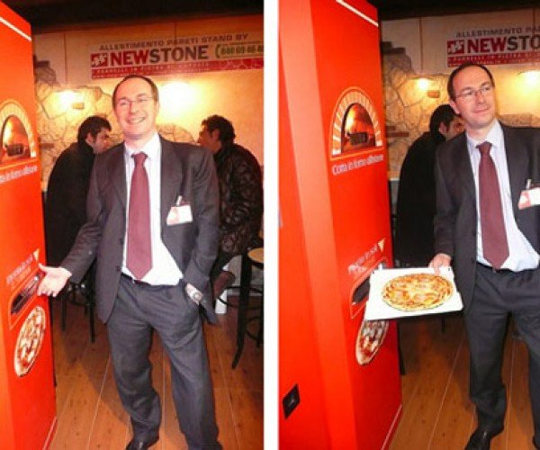 Instant Pizza Anyone?: Vending Machine Makes Pizza in Three Minutes