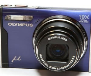 Olympus μ9000 Digicam: Beauty is in the 10% Larger Than Normal Eyes of a Person