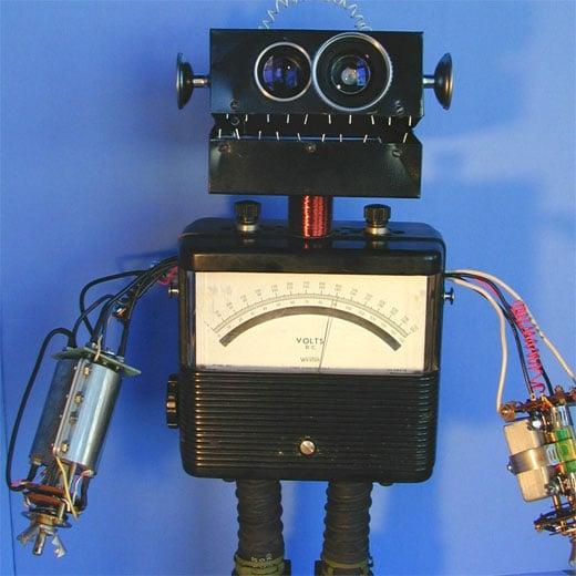 nutzen bolts robot