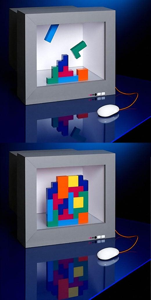real tetris