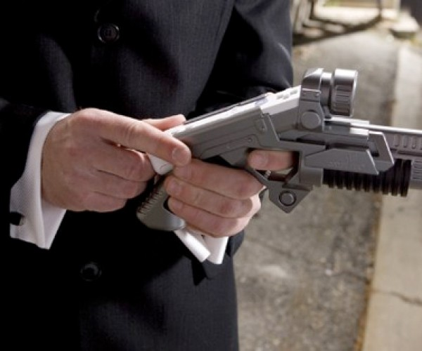 Elaborate Wii Zapper Could Become Your Very Favorite Gun