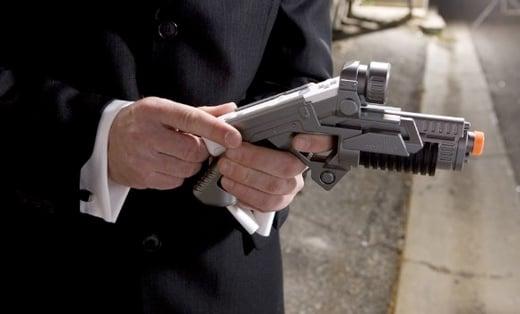dark ops wii light gun shell