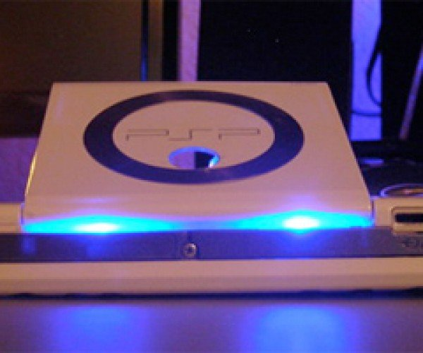 Glowing Psp Could be Simpler Than It Looks
