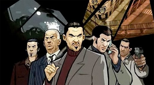 grand theft auto chinatown wars nintendo ds piracy rom
