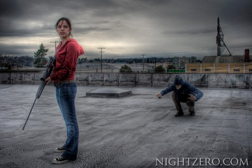 left 4 dead cosplay art nightzero