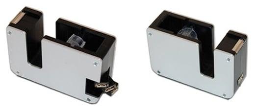 tape dispenser usb hub