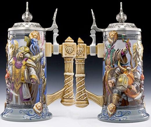 world of warcraft wow stein alliance horde