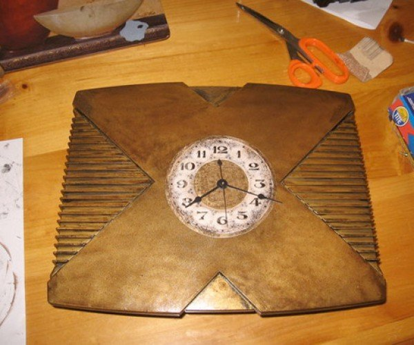 Steampunk Xbox Knows What Time It is