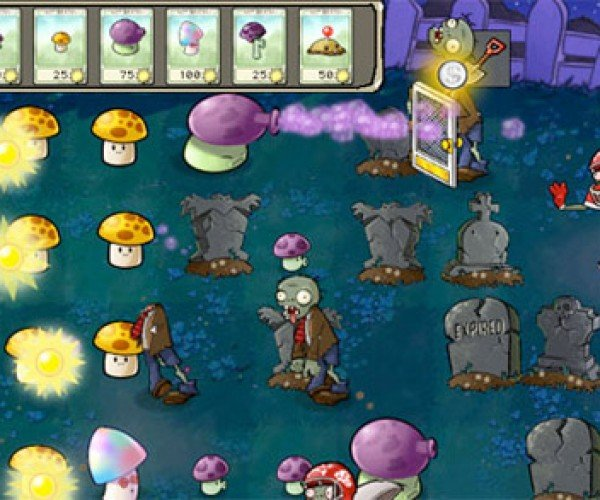 Plants Vs. Zombies: the Epic Battle for Your Casual Gaming Time
