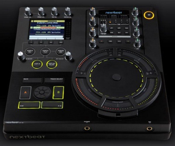 Wacom Nextbeat Wireless Controller for Djs: From Tablets to Turntables to the Dance Floor