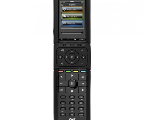 Xsight Touch Programmable Remote Control: So Simple. So Advanced. So Personal. Not So Simple.